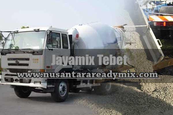 Harga Beton Jayamix Tebet