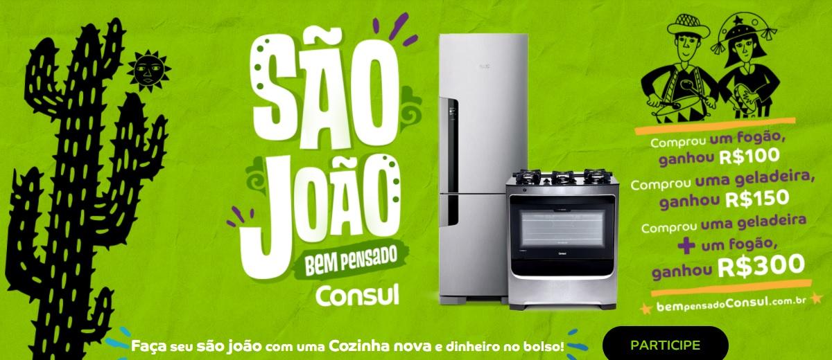 Promoção São João 2021 Consul Bem Pensado