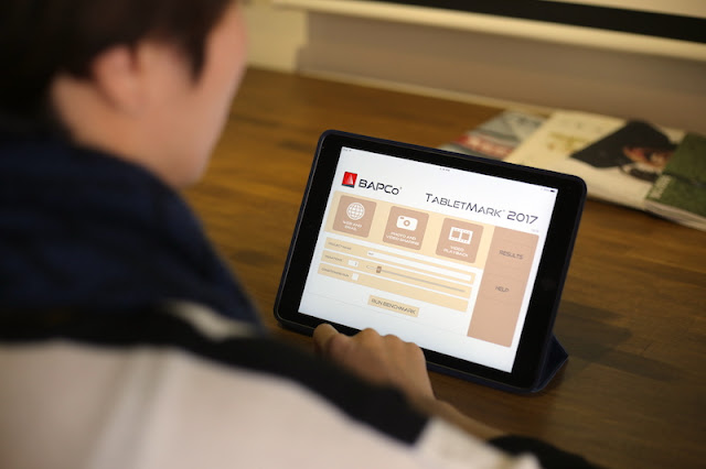 BAPCo 效能評測軟體 TabletMark 2017