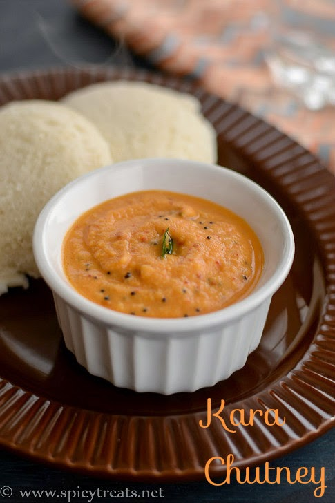 Kara Chutney Recipe