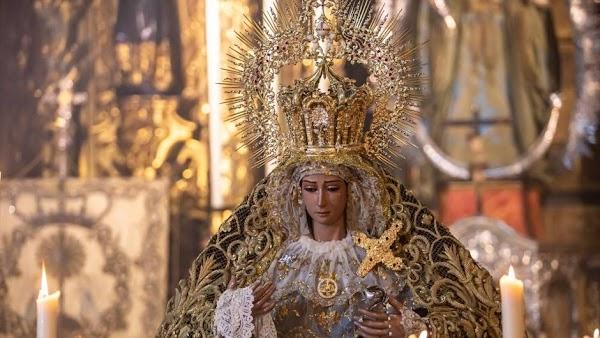Palacio aplaza el cabildo para el cambio de la Virgen de la Cabeza de Sevilla