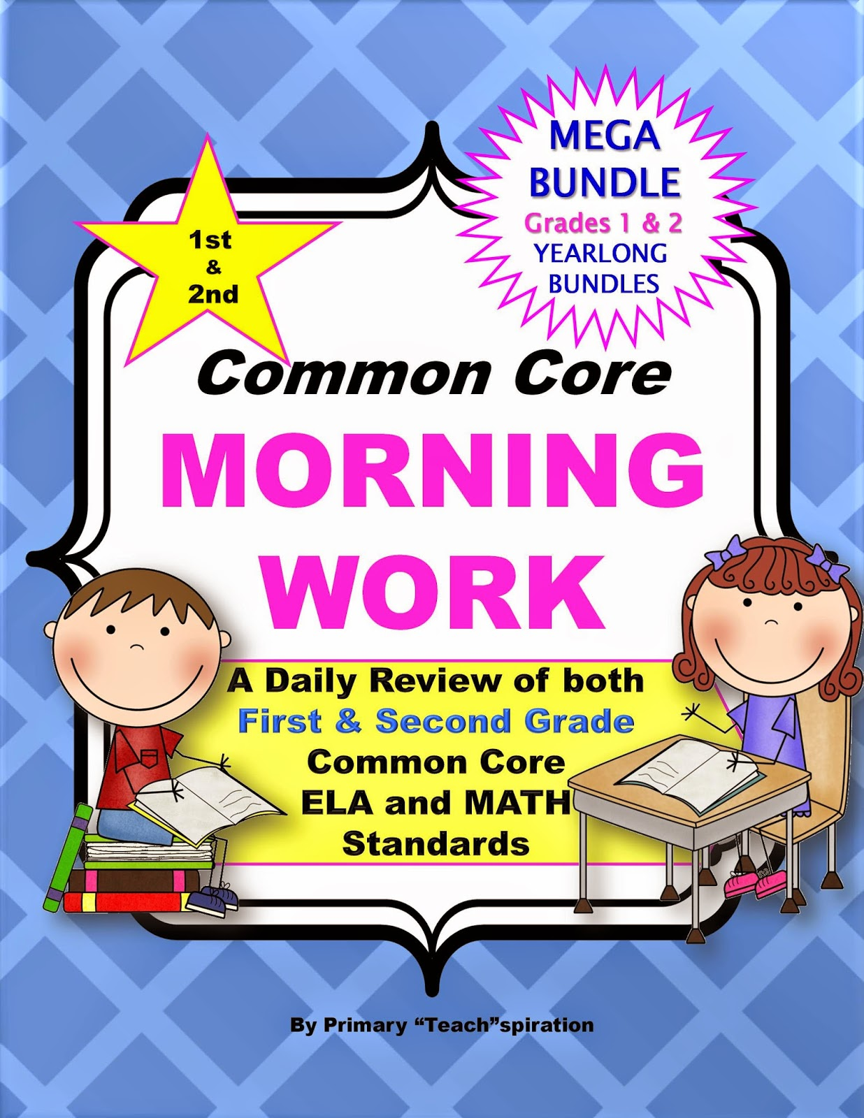 A Peek at a Common Core Week - Primary Teachspiration