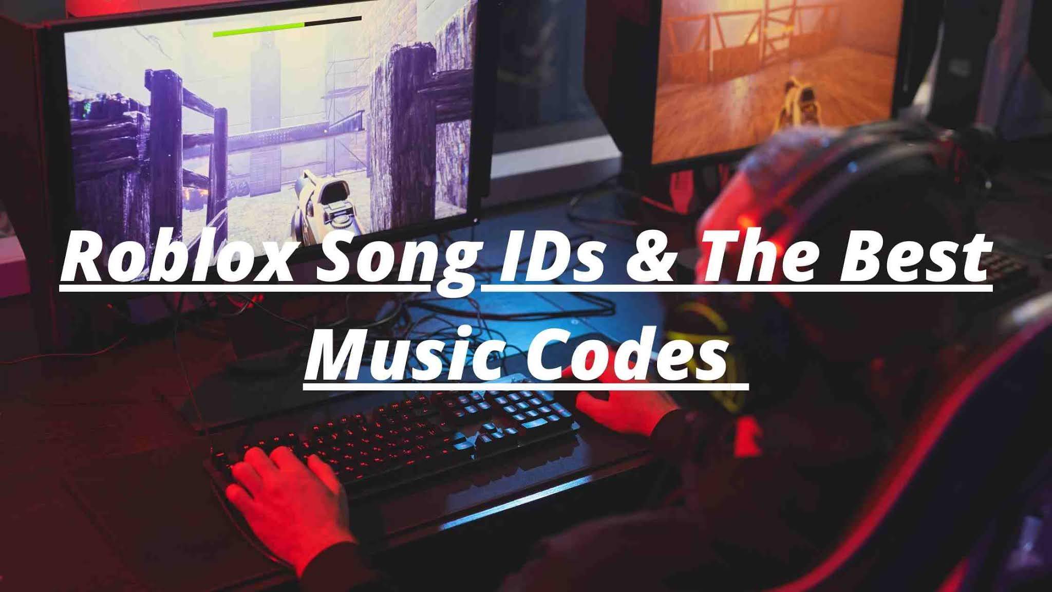 roblox songs id