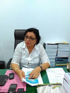 Ketua Komisi III Adriana Dondokambey.