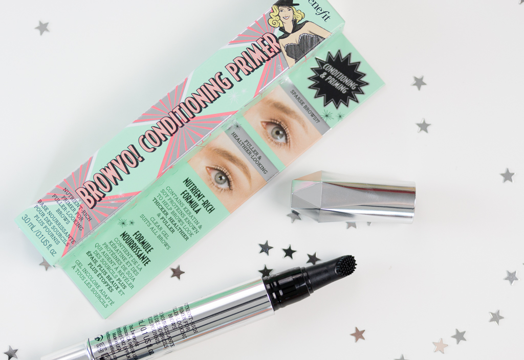 Benefit Brow Collection 2016 Brow Conditioning Primer