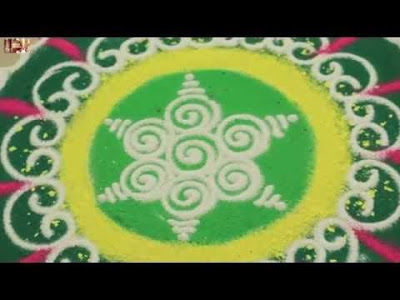 sanskar bharati rangoli