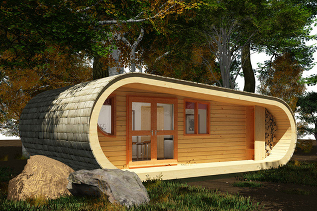 Eight Modern Modular Tiny Homes