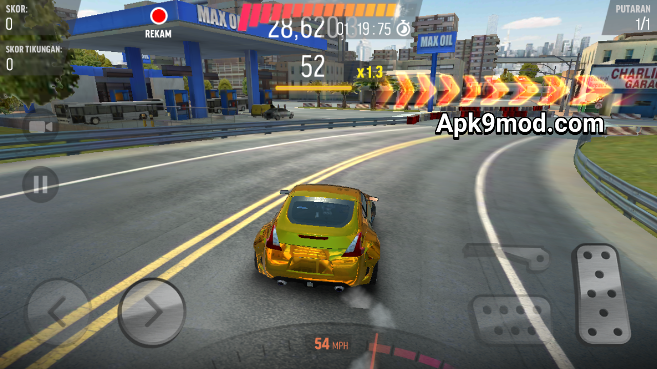 download Drift Max Pro Car Drifting Game MOD APK terbaru