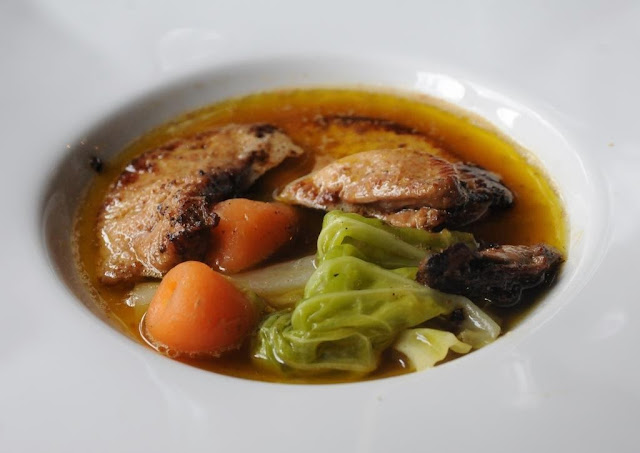 gastronomie in normandië, campigny