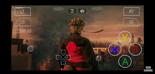 Cara Main Game Jump Force di Android