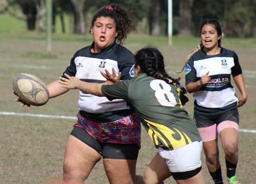 Se definen los campeones del Iniciación de Rugby Femenino