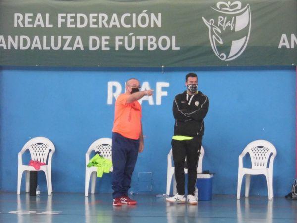 Entrevista a Alejandro Díaz, entrenador del Atlético Torcal
