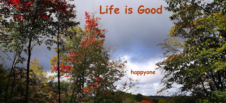 Life is Good : )