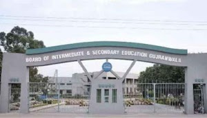 BISE Gujranwala announces Intermediate Part 1 annual result 2019