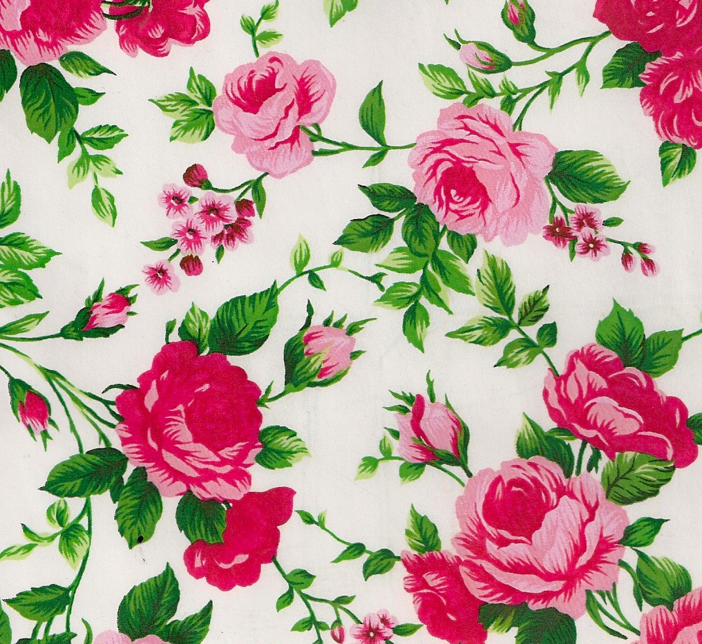 How to Use Floral Print