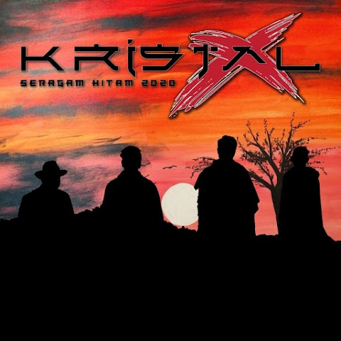 Kristal X - Seragam Hitam 2020 MP3