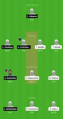 SH vs CW Dream11 team prediction