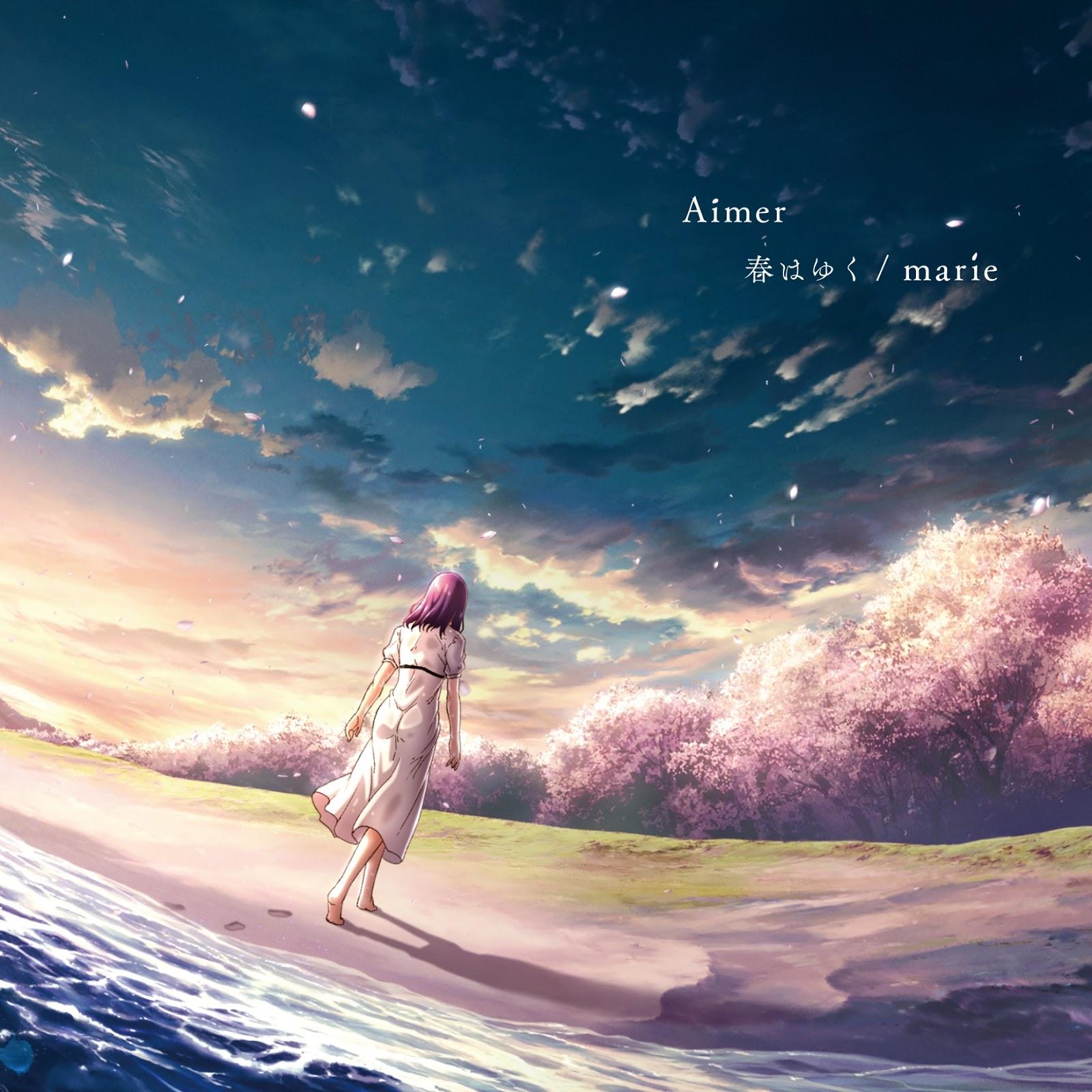 Aimer - Haru wa Yuku Lyrics | Dreamsland Lyrics☆Nakari Amane