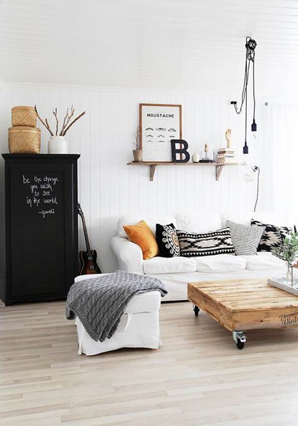 5 Tips To Decorate The Living Room 8