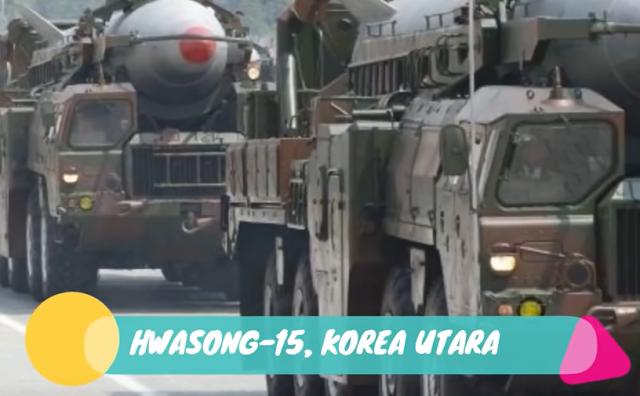 Hwangsong 15 Korea Utara