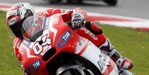 Dovizioso Kecewa Ducati Tak Jajal Motor Baru Di Valencia