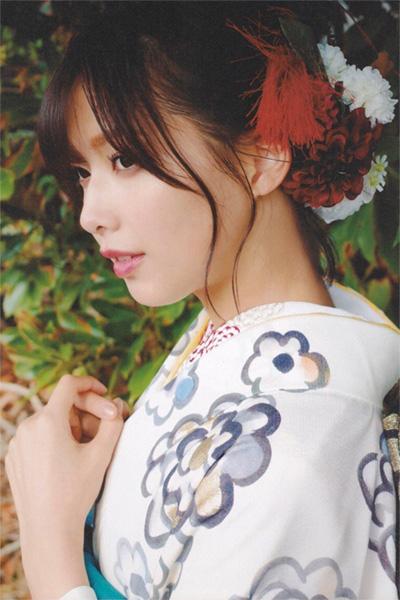 Risa Watanabe 渡邉理佐, 20±SWEET Magazine 2019.01