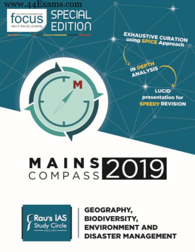 Raus-IAS-Geography-Mains-Compass-2019-For-UPSC-Exam-PDF-Book