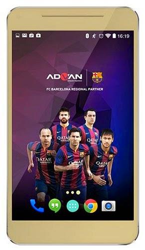 harga tablet Advan Barca Tab 7 T1X terbaru 2015