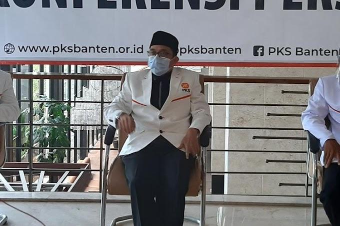 Ketua DPW PKS Banten Kutuk Aksi Pengeboman  Di Gereja Katedral Makasar