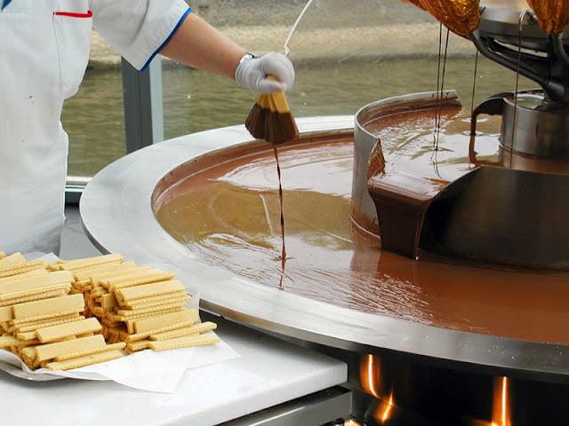 Destaques do Museu do Chocolate em Colônia