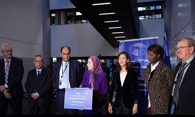 Maryam Rajavi: Time to end three decades of impunity for the clerical regime's leaders in Iran