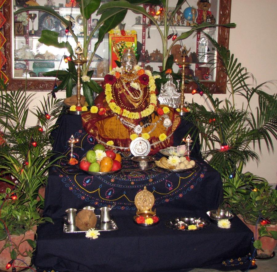 Varamahalakshmi Festival 2011 !!!