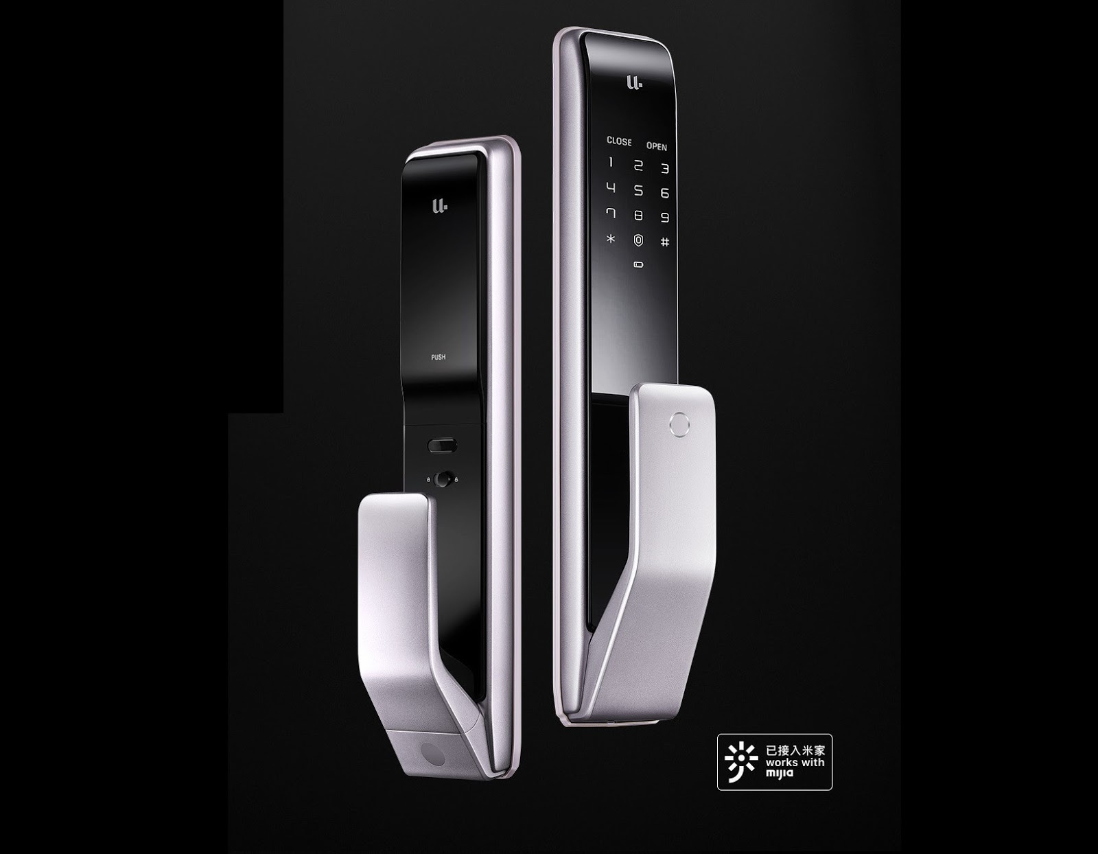 xiaomi mijia u m2 smart lock