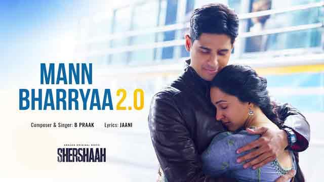 mann bharya 2 b praak lyrics