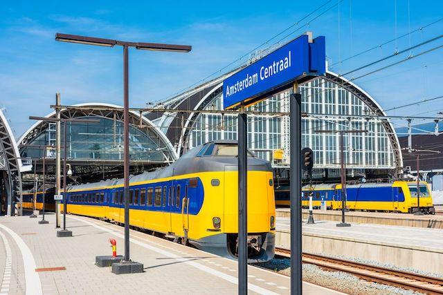 Estação de trem de Amsterdam