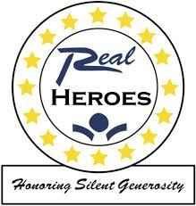 Real Heroes old logo