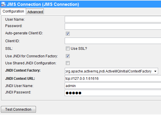 Connecting TIBCO BW with Apache ActiveMQ | Muhammad Hamed's tech blog
