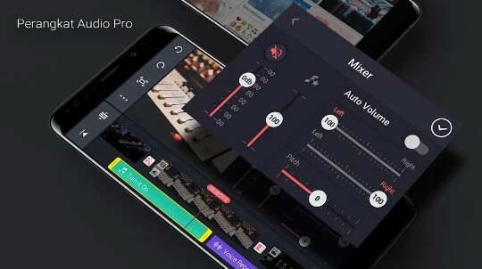 aplikasi Kine Master Pro Video editor