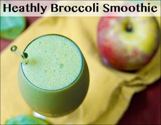 Broccoli Smoothie Recipes