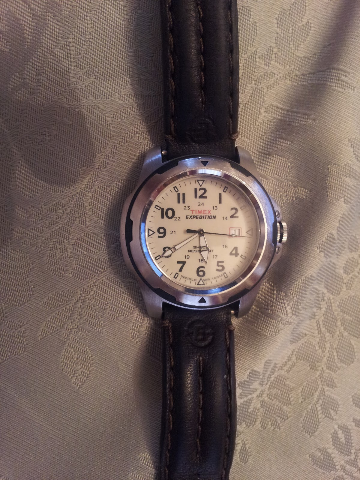 Timex Expedition Rugged Field Metal
