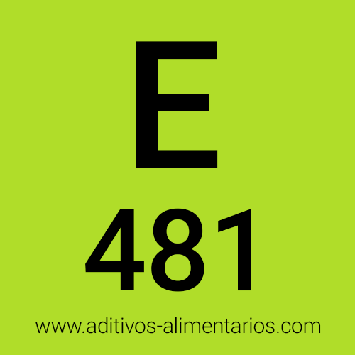 E481 - Lactilatos Sódicos