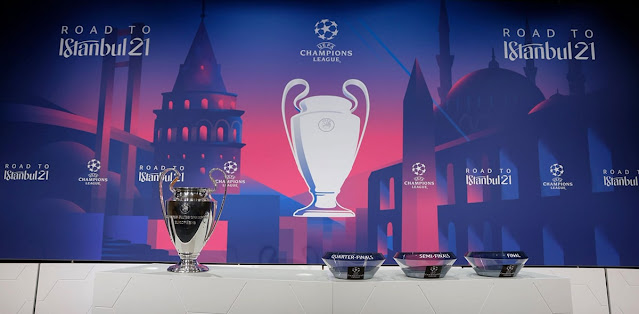 Liverpool meet Real Madrid, Man City face Dortmund in CL quarter-finals