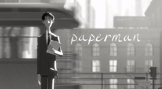 Burn Cine: Paperman, um curta-metragem da Disney 18