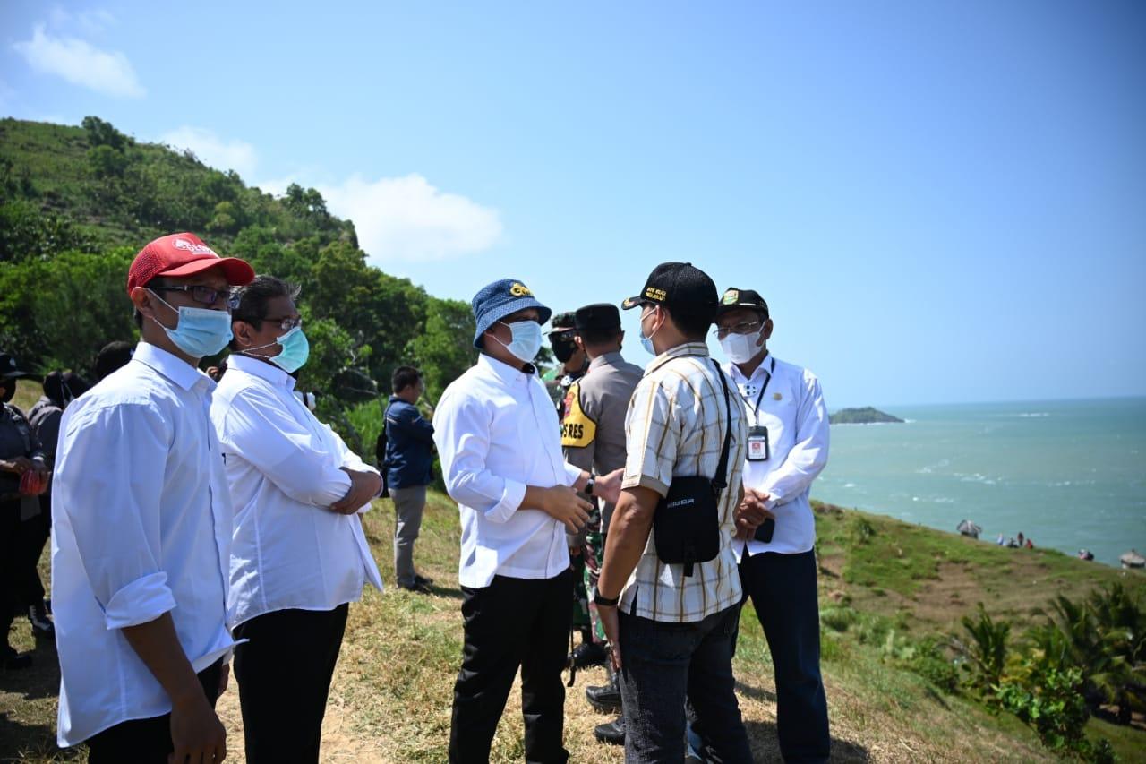 Pengelola Tak Terapkan Prokes, Bupati Ancam Tutup Lagi Objek Wisata di Kebumen