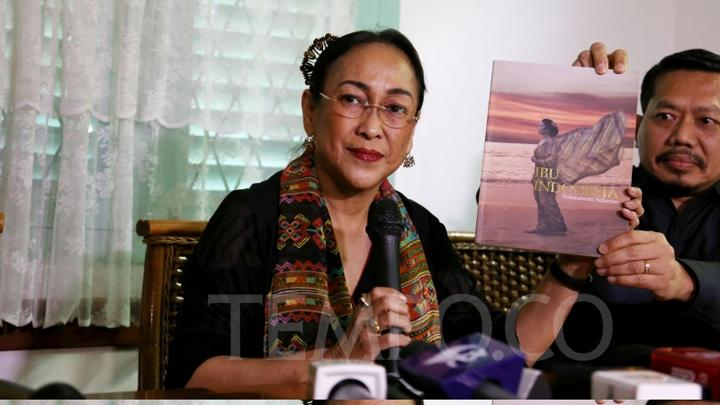 MUI: Sukmawati Offends Feelings of Muslim Community