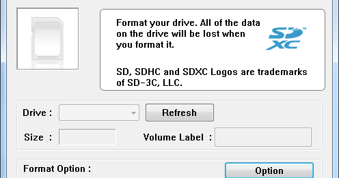 SD Memory Card Format Tools For Windows & Mac Free ...
