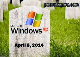 Microsoft Ends Support For Windows XP From April 2014