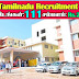 ESIC Chennai-111 Staff Nurse Recruitment 2019 - Apply Now Online
