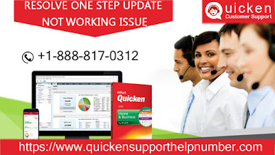 Customer Support: Facing Quicken Error CC-501 Issue? How to