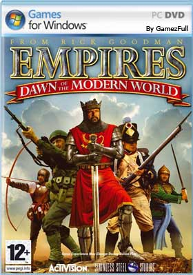 Empires Dawn of the Modern World PC [Full] Español [MEGA]